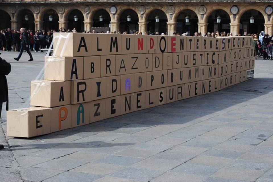 Photo of Abrazo Solidario Manos Unidas