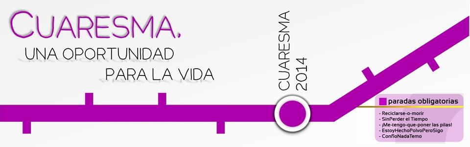 Photo of Actividades Cuaresma 2014