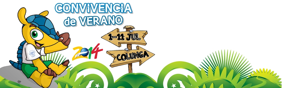 Photo of Convivencia 2014 ¡¡Novedades!!