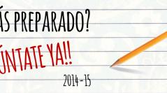 Nuevo Curso 2014-15