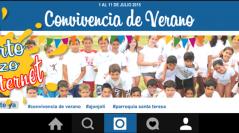 Convivencia verano 2015 ¡NOVEDADES!