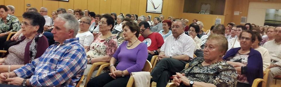 Photo of Conferencia, V Centenario Sta. Teresa
