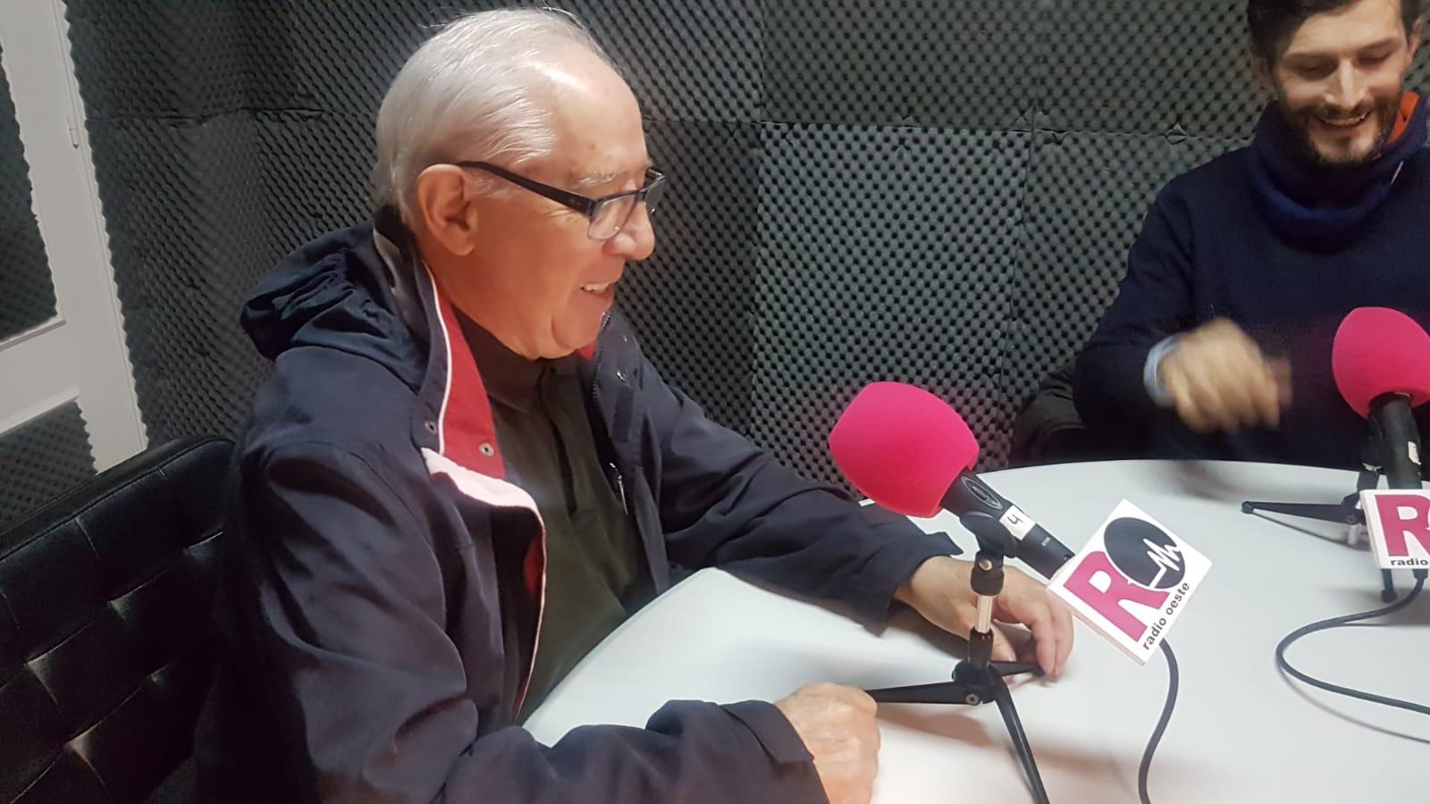 Photo of Entrevista Radio Oeste 50º Aniversario
